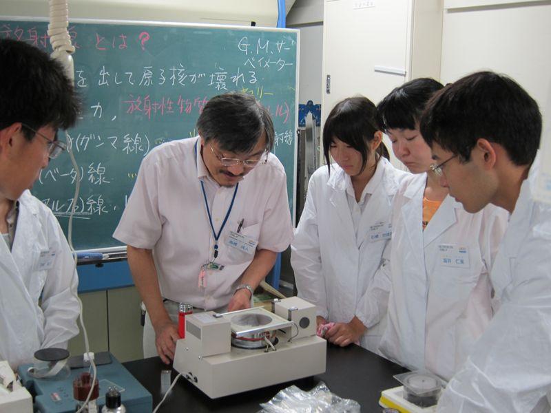 放射能の測定